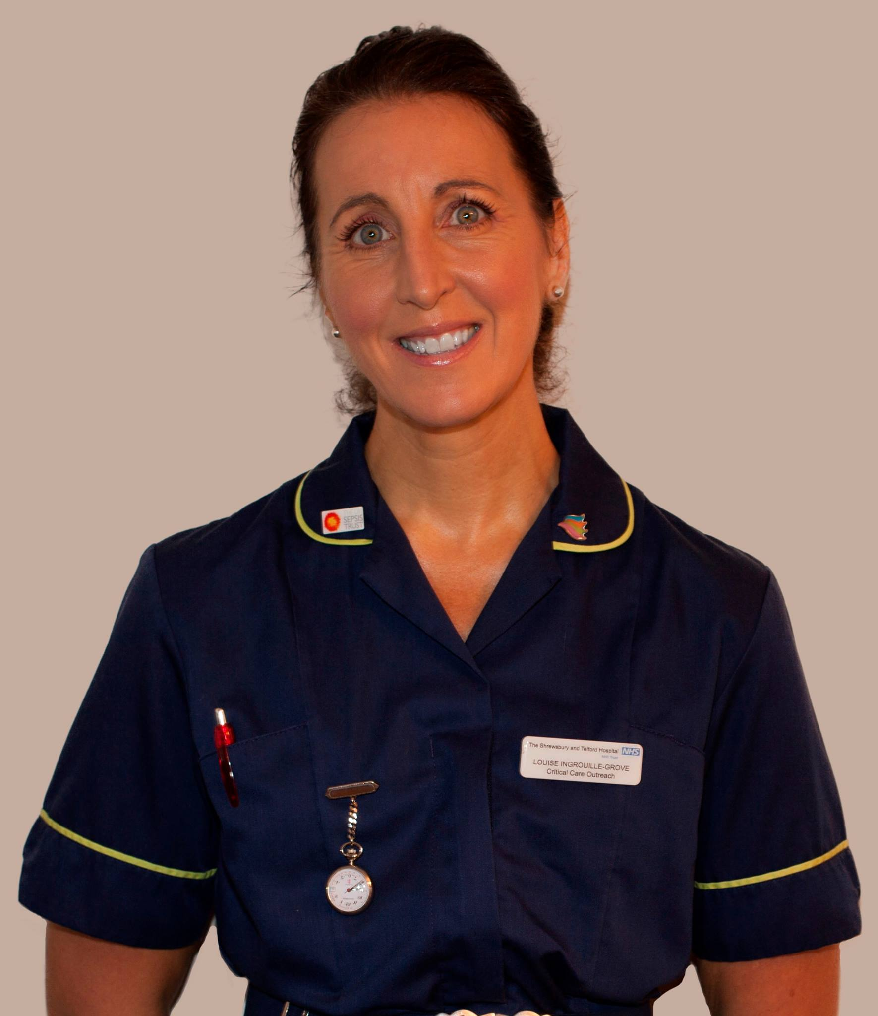 Louise Ingrouille-Grove - Sepsis Staff Nurse